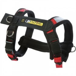 Urban Trail® Adjustable Harness Red Small