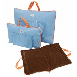 The Air Blue Tote Bed