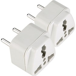 Lewis N Clark Adapter Plug, Europe-Asia