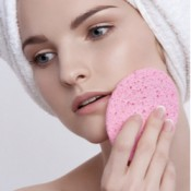 Facial Silicon Cleaning Pad